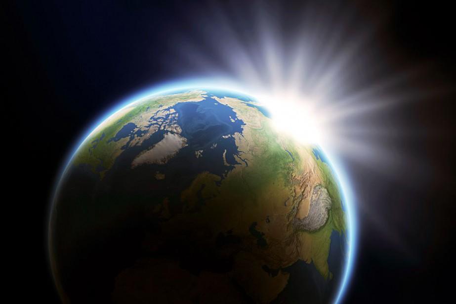 La couche d 39 ozone se reconstitue ligue des optimistes de france - Trou dans la couche d ozone ...