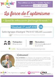 Conférence de Yves de Montbron